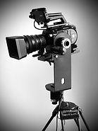 Remote Camera Pan-tilt Gimbal