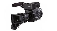 Rent SONY FS7M2 CAMERA Equipment in Miami. Fort Lauderdale, Palm beach