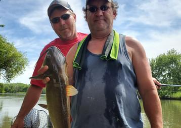 Snake River catfishin