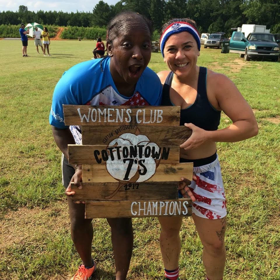 Cottontown 7s Champions