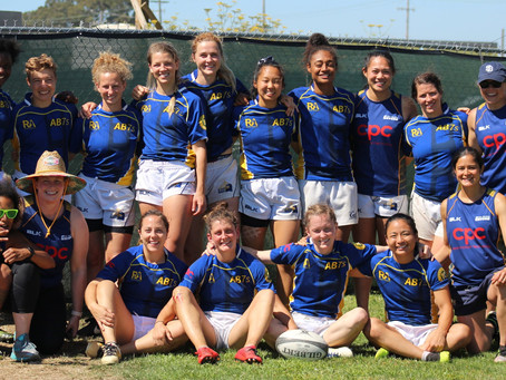 All Blues Head to Kansas City for 7's Nationals