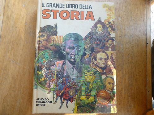 P. S. Fry - Il grande libro della storia - 1980
