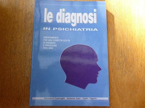 G. Casiraghi, A. Iraci, C. Viganò - le diagnosi in psichiatria - 2000