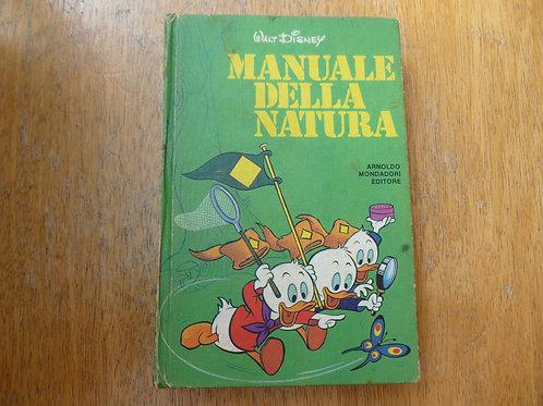 Walt Disney - Manuale della natura - 1978