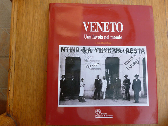 AA.VV. - Veneto una favola nel mondo - 2008