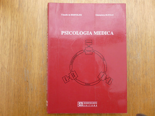 C. de Bertolini, G. Ruopolo - Psicologia medica - 1994