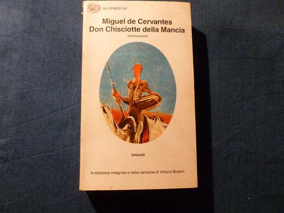 M. de Cervantes - Don Chisciotte della Mancia - Vol. 1 - 1957