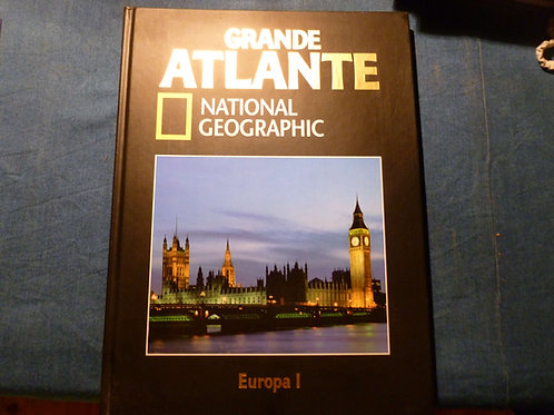 National Geographic - Grande Atlante - Europa 1 - 2006