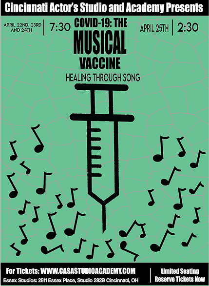 COVID The Musical Vaccine Poster 1 new d