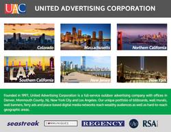 United Advertising Corp. - Media Kit
