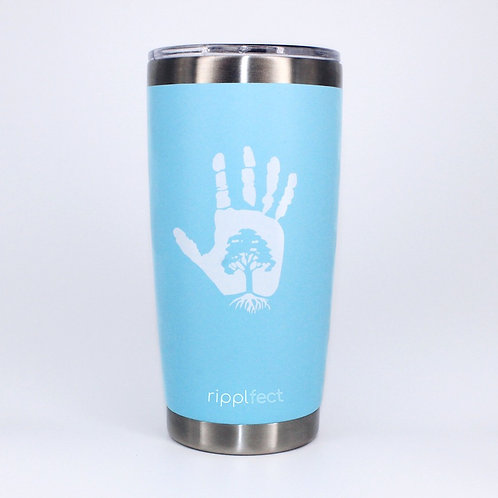 Ripplfect Clear Sky Tumbler
