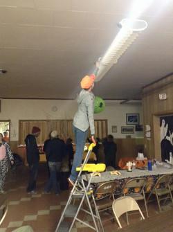 2015 Halloween night
