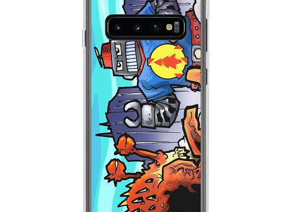 Kid Rocker Otto the Robot Samsung Case