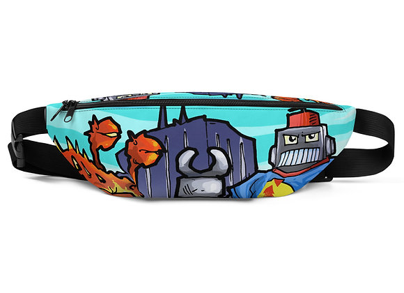 Kid Rocker Otto the Robot Fanny Pack
