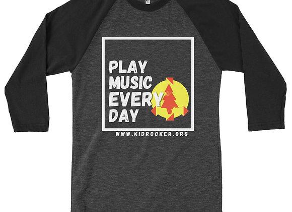 Play Music Every Day Long Sleeve