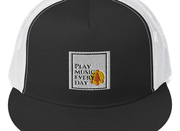 Play Music Every Day Trucker Cap