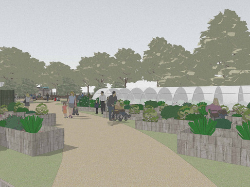 Grow 73 community gardens secures planning approval