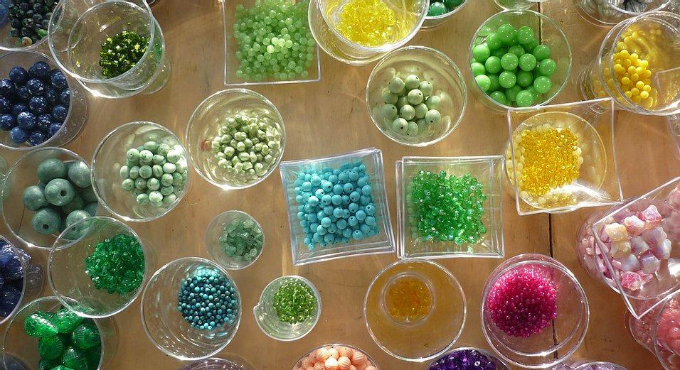 bijoux perles trouville, Maryline de trouville