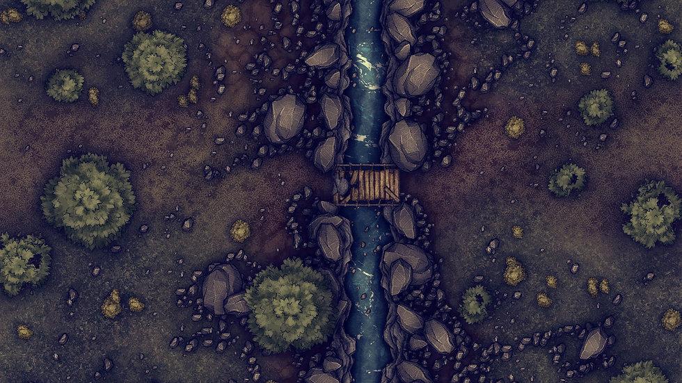 Bridge Battlemap