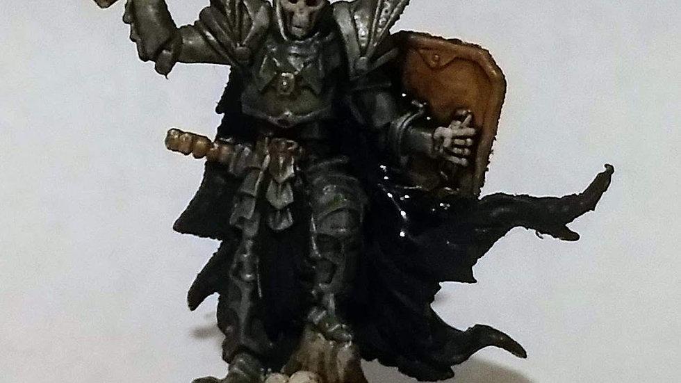 Cursed Skeleton Warrior (Miniature Painting)