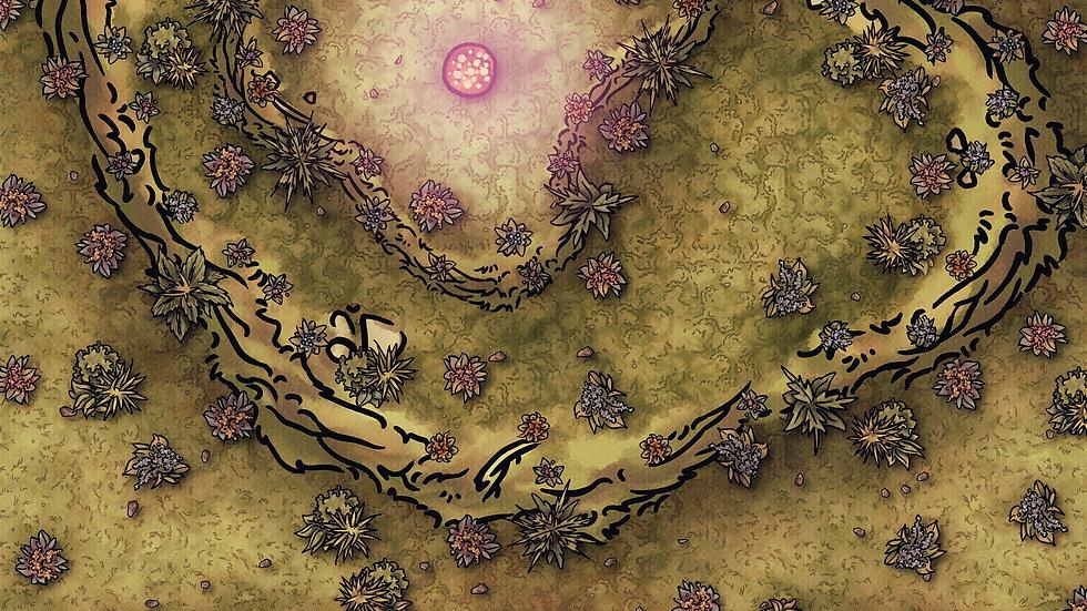 Shrooms Battlemap