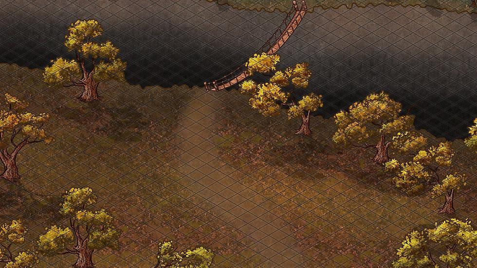 The Dark Divide Battlemap