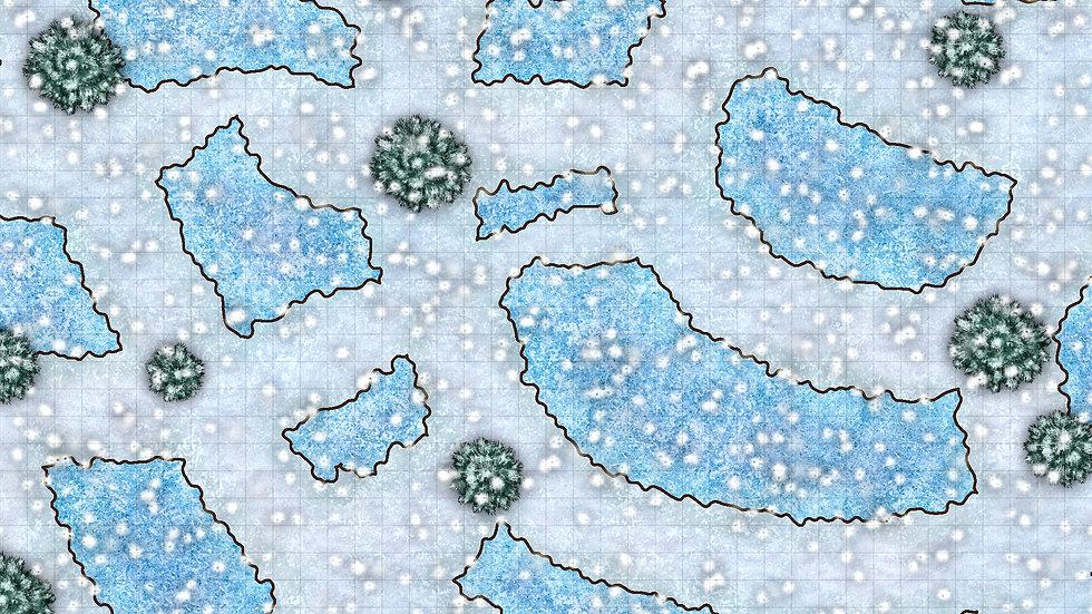 Snowflake Battlemap