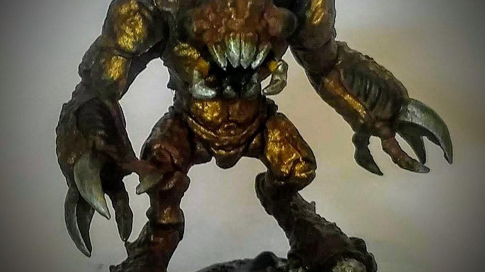 Burrowing Behemoth (Miniature Painting)