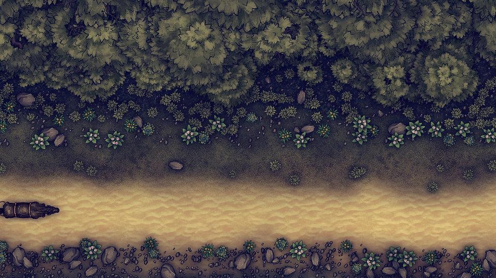 Out for a Stroll Battlemap
