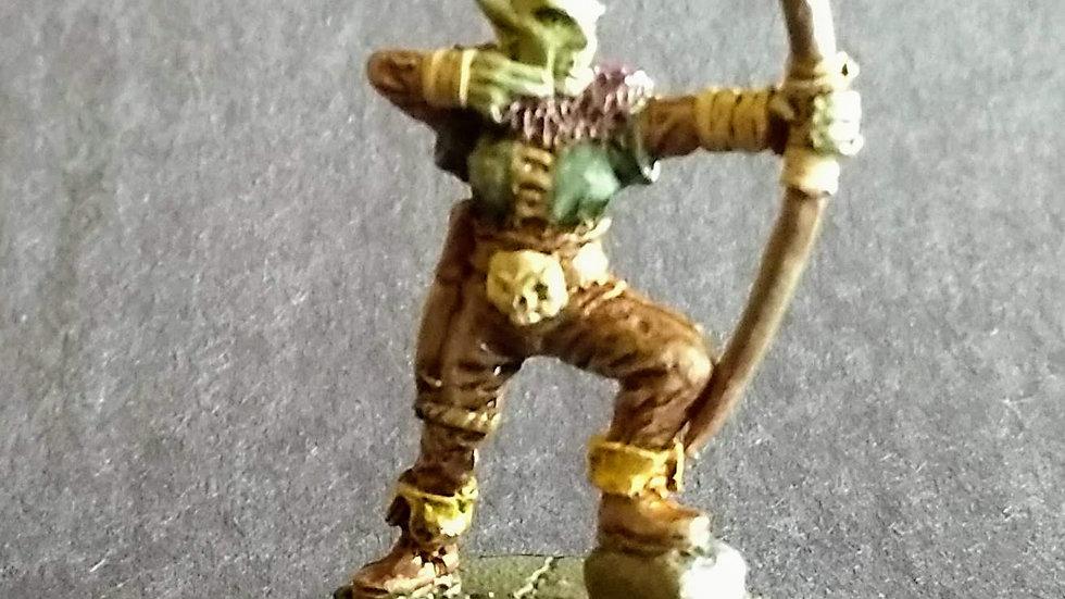 Orc Archer (Miniature Painting)