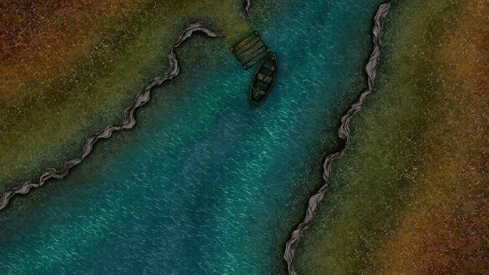 Trippy Trips Battlemap
