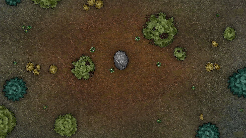 Sacred Rock Battlemap