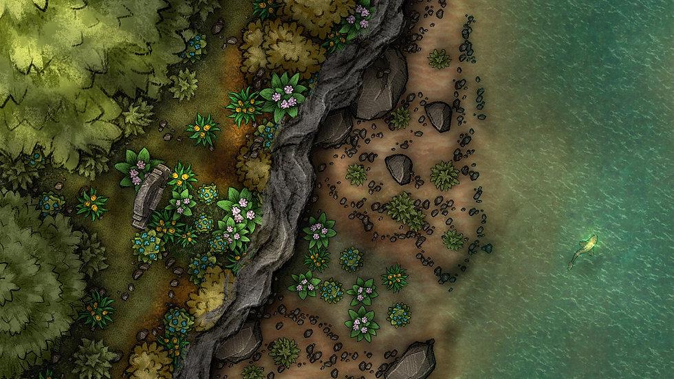 How Good People Go Battlemap