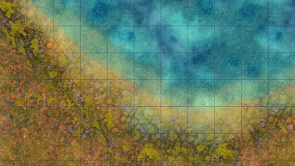 Shore Battlemap