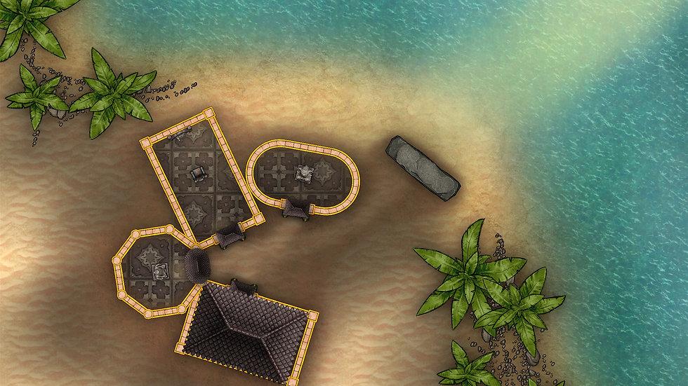 Ancient Aliens Battlemap