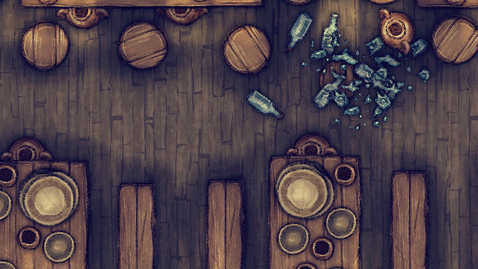 Where the Party Starts Battlemap