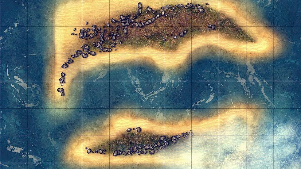 Mini World Battlemap