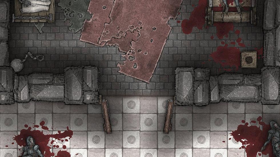 Held Captive Battlemap
