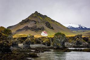 Arnarstapi, Snæfellsnes, Iceland
