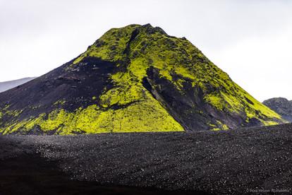 Langisjór lake region, Iceland