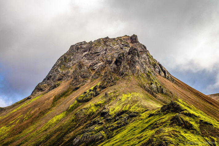 The Fjallabak - Nature Reserve