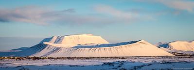 Hverfjall, Mývatn, Iceland