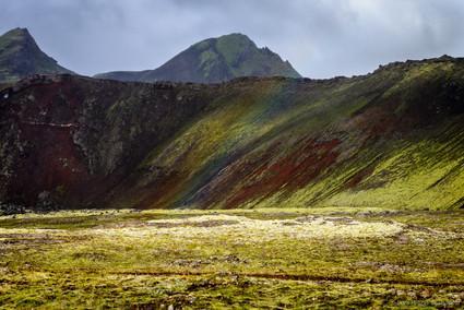 Landmannalaugar region, Iceland