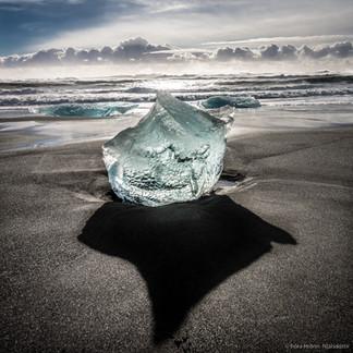 Diamond beach, Iceland