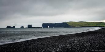 Dyrhóla Island, South Iceland