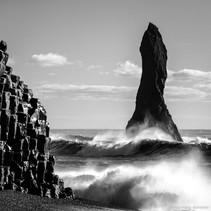 Reynisdrangi, Iceland