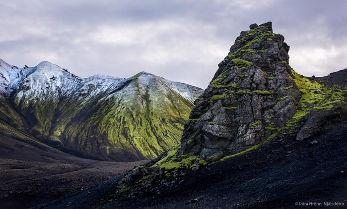 Langisjór, Iceland