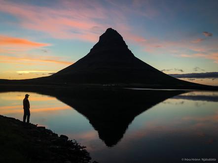 Kirkjufell mountain, Snæfellsnes