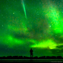 Norhern Light, Iceland