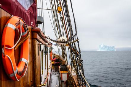 Donna Wood, Scoresbysound, Greenland